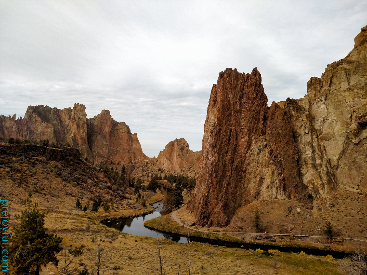 smith rock state park - photo #9